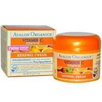 Avalon Organics Vitamin C Cream
