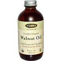 Flora Walnut Oil