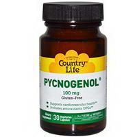 Country Life Pycnogenol