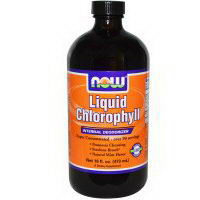 Now Foods Liquid Chlorophyll