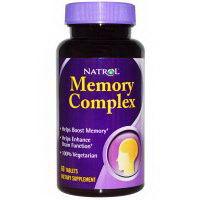 Natrol Memory Complex